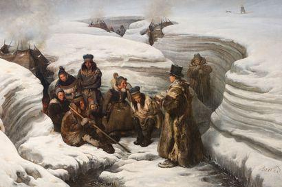Eksoottisia villejä ja rotuoppia –ranskalaisten herrojen Lappi-kuvaukset 1600–1800-luvuilta olivat stereotypioita täynnä