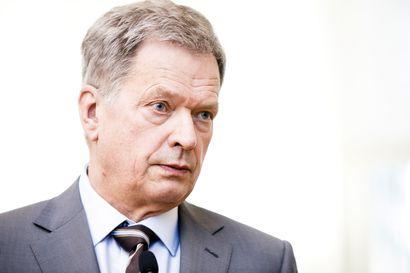 Niinistö aloittaa Ukrainan-vierailunsa tänään, tapaa ensimmäistä kertaa presidentti Zelenskyin