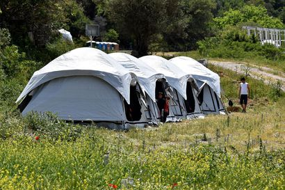 Maahanmuuttovirasto: Suomeen ei ole vielä tullut lapsia Kreikan pakolaisleireiltä – ensimmäistä ryhmää odotetaan myöhemmin tällä viikolla