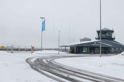 Kunta ostaa Enontekiön lentoaseman liiketoimintoineen Finavialta