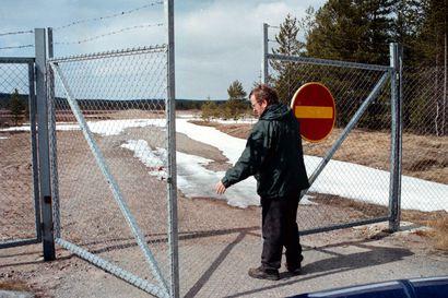 Onko päätösvalta Kemijärven lentokentästä siirtynyt armeijalle?