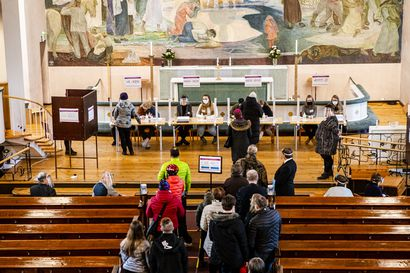 Rovaniemen kirkkoherranvaalista on tehty kaksi valitusta määräaikaan mennessä