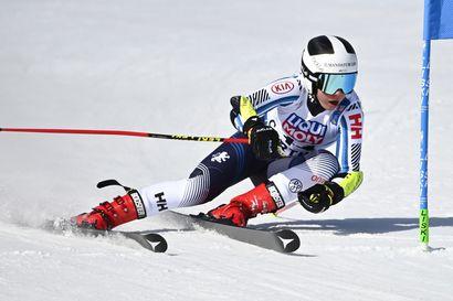 Sveitsin Lara Gut-Behrami MM-kultaan – Erika Pykäläinen 29:s MM-suurpujottelussa