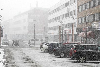 Ennuste: Lapissa sataa tällä viikolla lunta ja räntää – maa voi olla loppuviikosta valkoinen Etelä-Lappia myöten