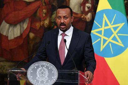 Nobelin rauhanpalkinnon sai Etiopian pääministeri Abiy Ahmed