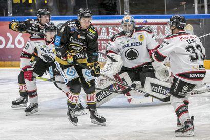 Kärppien tehohyökkääjä Lammikko siirtyy ensi kaudeksi KHL:ään