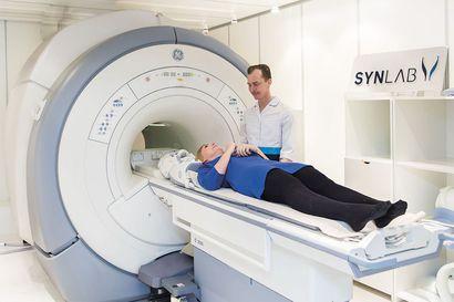 Sama magneettikuva voi maksaa 223 tai 499 euroa - potilaalla on oikeus valita, kumman hän ostaa
