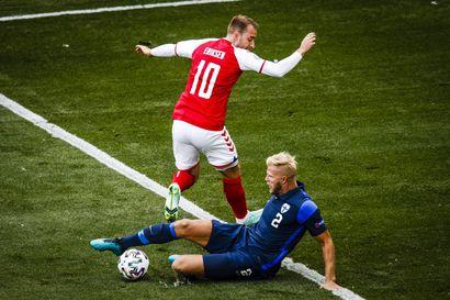 """Tanskan maajoukkuelääkäri: """"Saimme Christianin takaisin"""""""