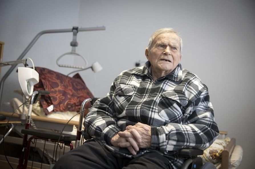 Kaarlo Manelius on elänyt jokaisen Suomen presidentin aikana.