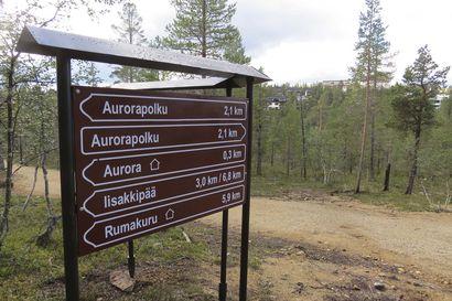 Urho Kekkosen kansallispuistossa Aurorapolku ja Iisakkipään luontopolku suljettuina alkuviikosta