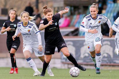 Naisten jalkapallon nousukiito uhkaa taantua – pelaajien kattojärjestö varoitti koronaviruksen vaikutuksista