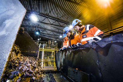 Tapojärven matka on vienyt Muonion koulukyydeistä kaivosten ja teollisuuden luottopelaajaksi