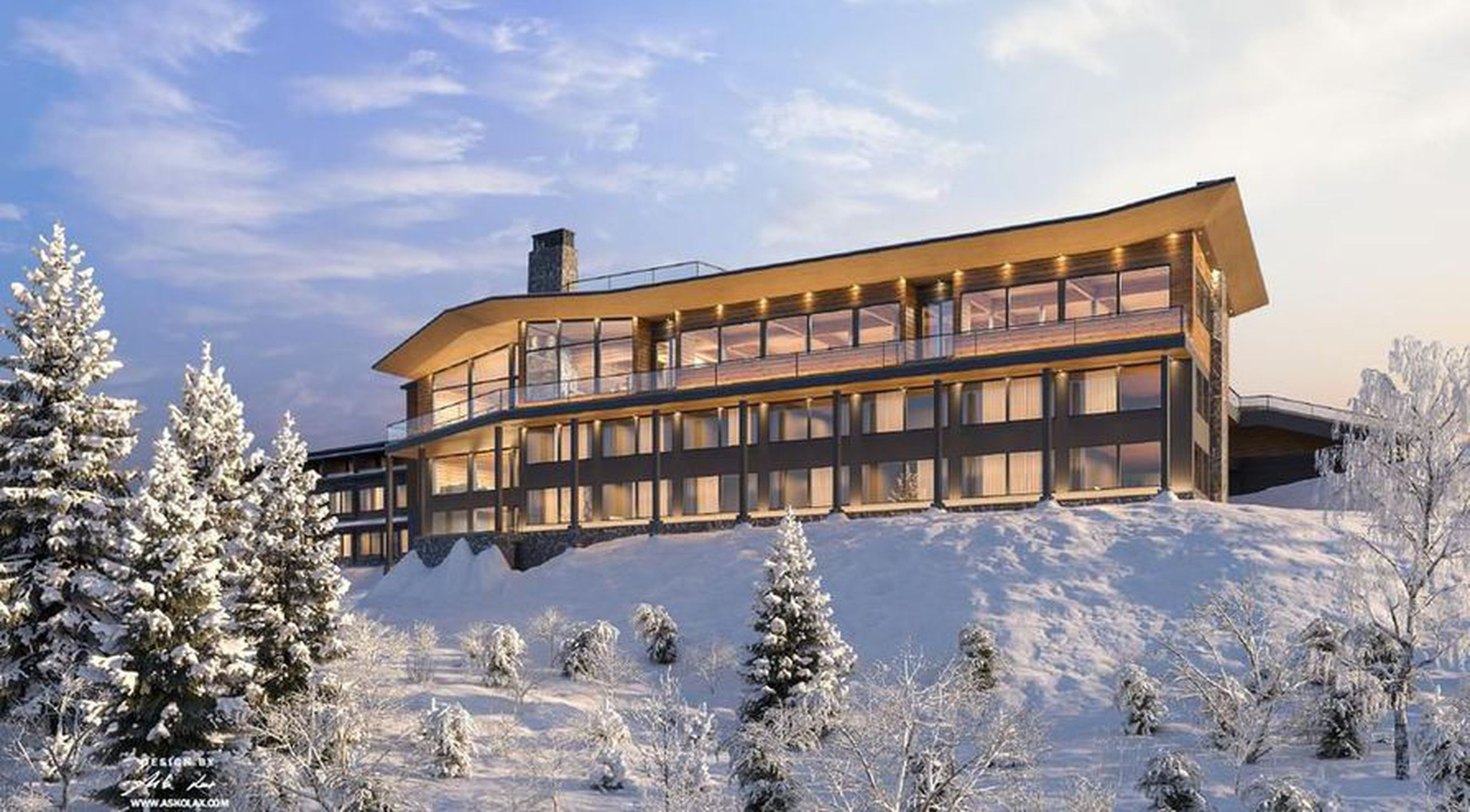 Hotelli Utsjoki