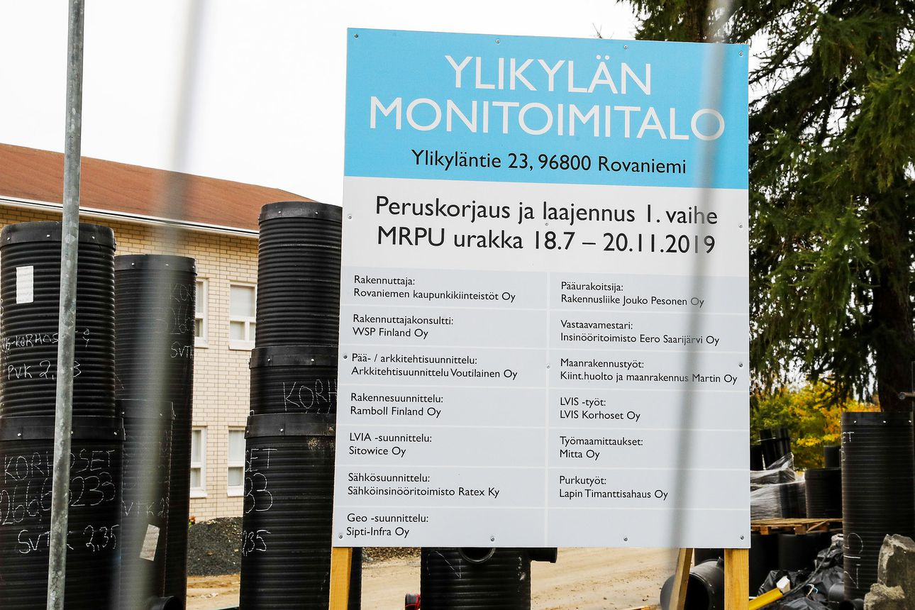 """Vaaranlammen-Länsikankaan koulu ei näy vielä Rovaniemen investointiohjelmassa – """"Uusi koulu on kuitenkin tulossa"""""""