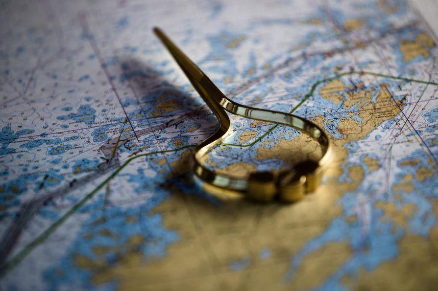 Puistosta löytyy laivoja, jotka ovat monta sataa vuotta vanhoja. Joistain on arveltu, että ne voisivat olla viikinkiajan laivoja.