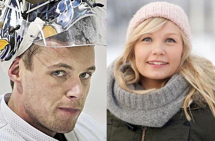 NHL-maalivahti Pekka Rinne ja laulaja Kirsi Lehtosaari ovat tätä nykyä kihloissa.