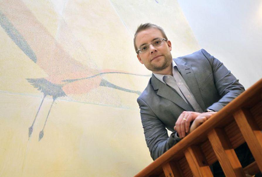 –Kempele olisi täydentänyt hienosti Oulun visioimaa tiivistä ja kerrostalovaltaista messualuetta, Kempeleen kunnanjohtaja Tuomas Lohi sanoo.