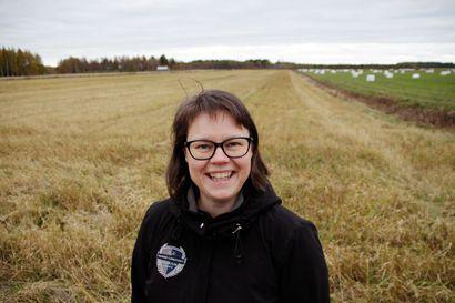 Hanne Hurskainen veti jalkaan uudet saappaat – suoraa puhetta maatilojen kipukohdista
