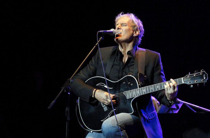Michael Bolton esiintyy Oulussa Club Teatrialla perjantaina 16. elokuuta ja Tampere-talon Isossa salissa keskiviikkona 14. elokuuta.