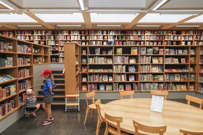 Lapsille ja nuorille kaksi kesälukukampanjaa Suomen kirjastoilta: Lumotun puiston salaisuus ja Luettu maa