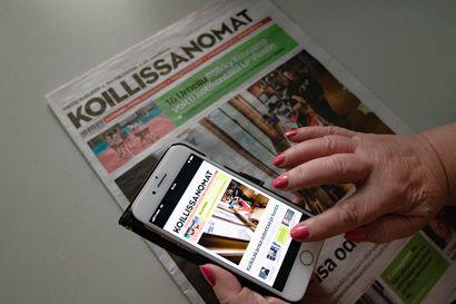 Koillissanomat palkittiin parhaana paikallislehtenä – lehti voitti myös verkkokilpailun