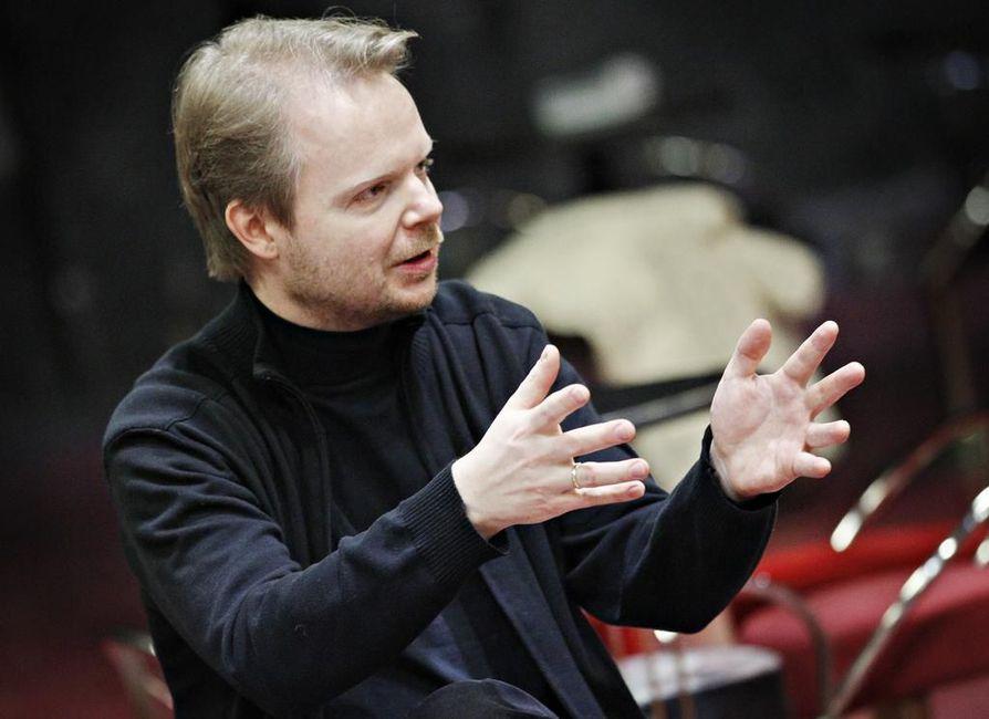Jaakko Kuusisto (kuvassa) nimitettiin Kari-Pekka Toivosen tilalle Oulu2026-hankkeen luovaksi neuvonantajaksi.