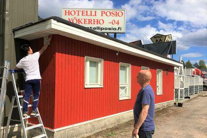 """TV:stä tuttu Hotelli Posio tekee paluun, avaa ovensa juhannuksen jälkeen: """"Näin omistaja kuvailee tilannetta"""""""