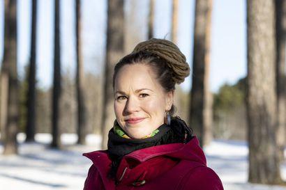 Eduskunnasta Hanna Sarkkinen: Olemmeko me kaikki kohta ruokalähettejä?