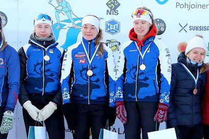 OH:n ja Suunta 2000:n viestijoukkueille SM-kultaa