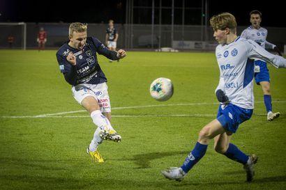 Kaleva Live: AC Oulu juhlii paluuta Veikkausliigaan – katso Laivastonsinisten nousujuhlia ja haastatteluja tallenteena
