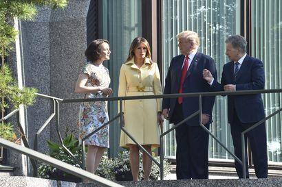 Boltonin kirja: Presidentti Niinistö briiffasi Trumpia ennen Putinin tapaamista Helsingissä