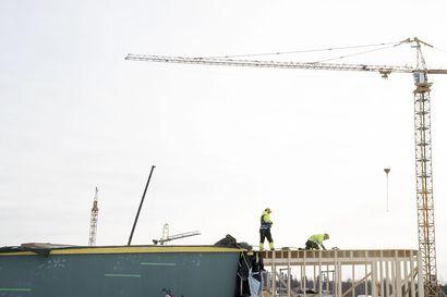 Rakentajalle maltti on valttia – asuinrakentamiseen kertynyt korona-ajan patoutuma purkautuu nyt