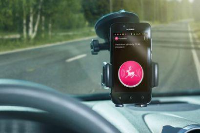Porokellon varoitukset nyt navigaattoreissa – sovellus tulossa älypuhelimiin