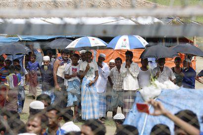 Pakolaisleirillä Bangladeshissa on todettu koronavirustartunta  – virus voi levitä suurella ja tiheästi asutulla leirillä todella nopeasti