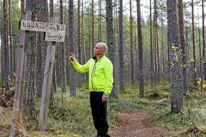 Kempeleeseen valmistuu liki 40 kilometrinen ympärivuotiseen käyttöön tarkoitettu maastoliikuntareitti – Ehdotus asiasta jätettiin valtuustoaloitteessa jo 13 vuotta sitten