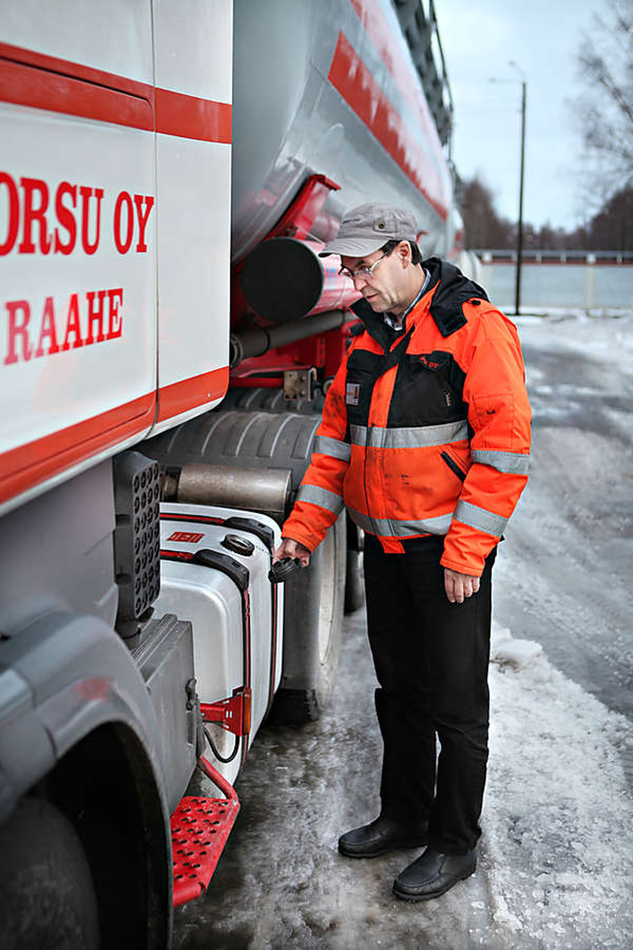 Polttoaine Oulu