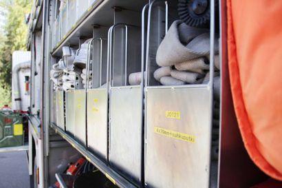 Kaivattua lisäväkeä: Uusi palomies Oulaisiin ainakin aluksi, valmiussuunnittelija Kärsämäelle