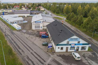 Ouluntien liikennepalvelualue sai kaavan: Pikalinja Niemelle kolmannes lisää pinta-alaa