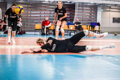 """WoVo haluaa pois aallonpohjasta - """"Haussa on eurocup-paikka. Se olisi kaivattu steppi tälle joukkueelle"""""""