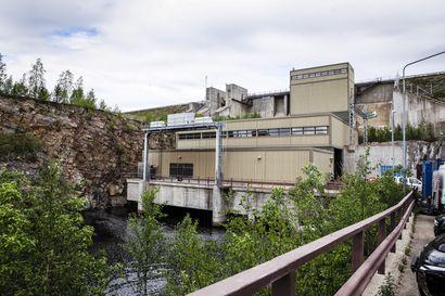 Porttipahdan voimalaitoksen peruskorjaus valmistui – modernisoitu koneisto käynnistettiin viime perjantaina
