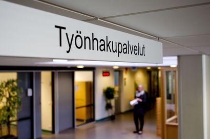 Työttömyys laski hieman Pohjois-Pohjanmaalla toukokuun aikana – maakunnan korkein työttömyysaste Kuusamossa