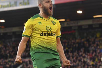 Pukki osui, mutta Norwich hävisi tärkeä ottelun – päävalmentajan mielestä Norwich olisi ansainnut tasapelin