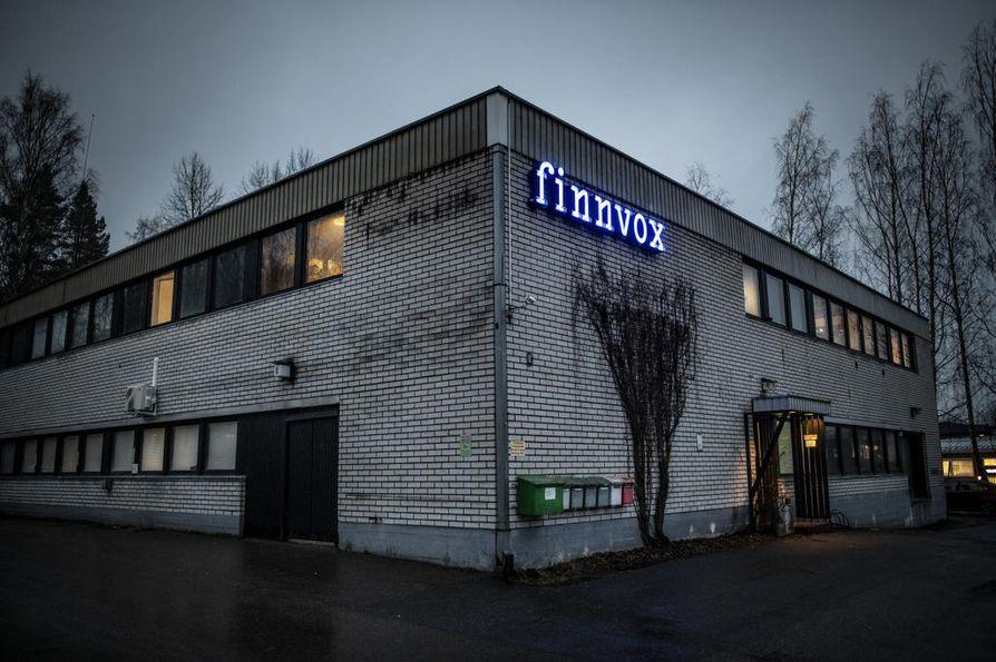 Helsingin Pitäjänmäessä lähellä Espoon rajaa sijaitseva Finnvox oli valmistuessaan Suomen ensimmäinen levytyksiä varten rakennettu studio.