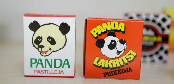 Suomalaiset ihastuivat pandoihin jo 50-luvulla – Makeistehdas sai nimensä pandakääreestä ...