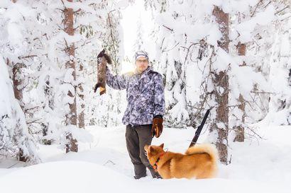 """""""Kai se on verenperintö"""" – Lappilaisten nuorten metsästyskipinä syttyy jo varhain, ja metsällä kulkemisesta muodostuu elämäntapa"""