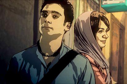 Päivän leffapoiminnat: Nykypäivän Teheraniin sijoittuva elokuva tuo mieleen The Handmaid's Talen