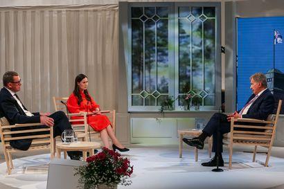 EU- ja talouspolitiikka ovat hallituksen vastuulla – presidentti Niinistön olisi viisaampaa vältellä kannanottoja näistä teemoista