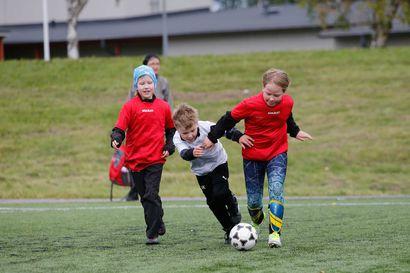 Jalkapallokoulu käynnistyy helmikuussa