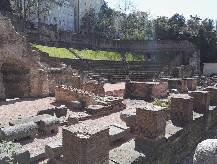Roomalainen teatteri.
