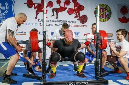 Mikko Rautavirta rutisti SM-pronssia